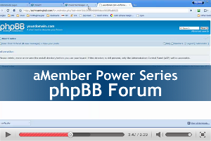 aMember Power Series: phpBB Forum