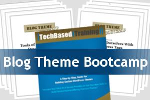 Blog Theme Bootcamp