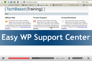 Easy WP Support Center