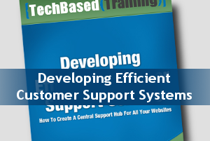 Developing Efficient Customer Support Centers